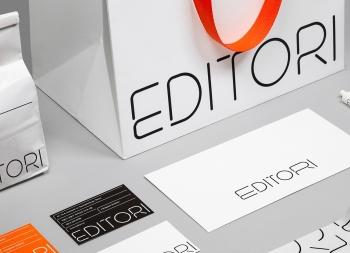韩国EDITORI时尚家居店品牌VI设计