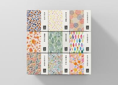 KUNI-ICHI日本特产食品包装设计