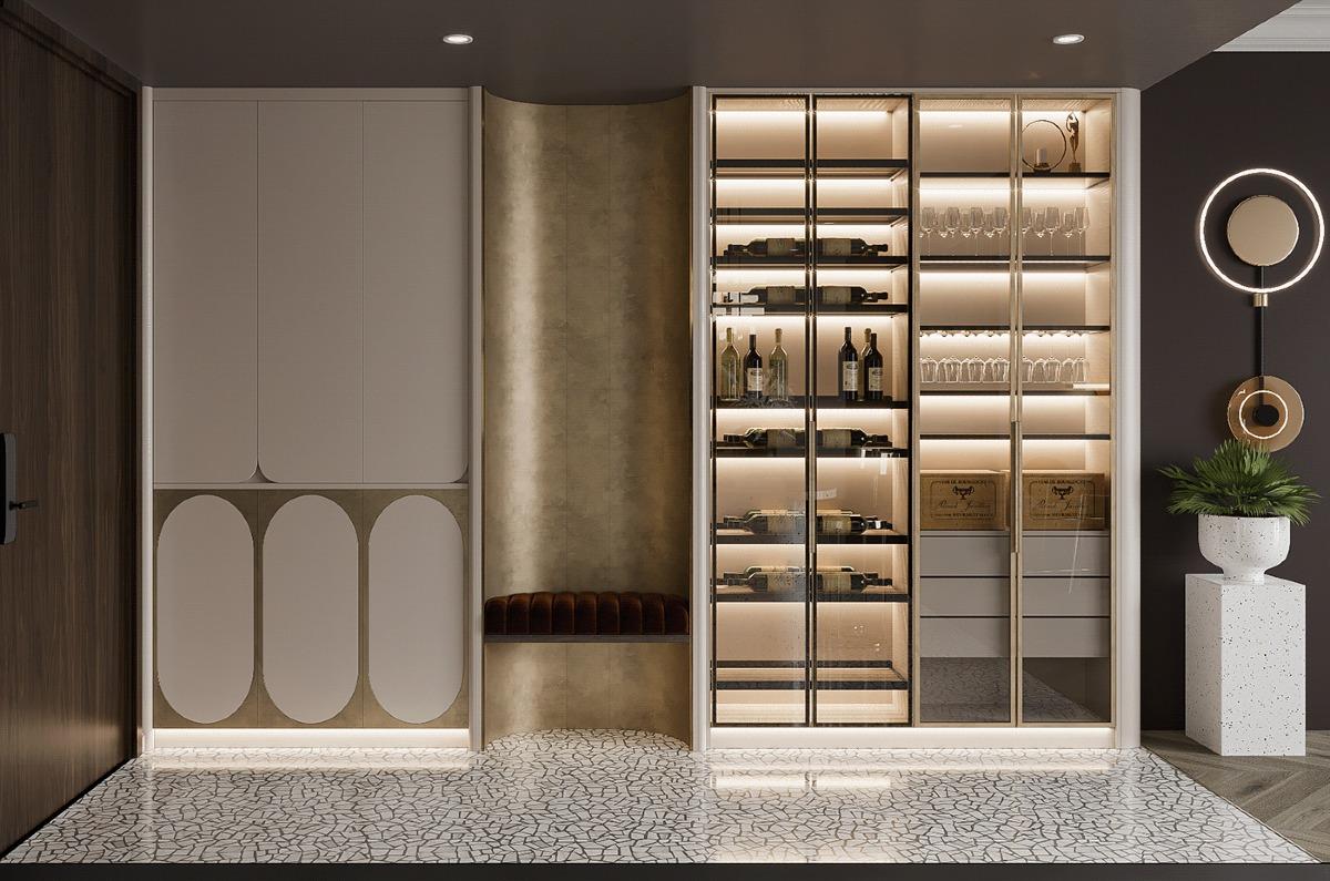 宁静的时尚生活空间! 4个优雅的现代家居设计