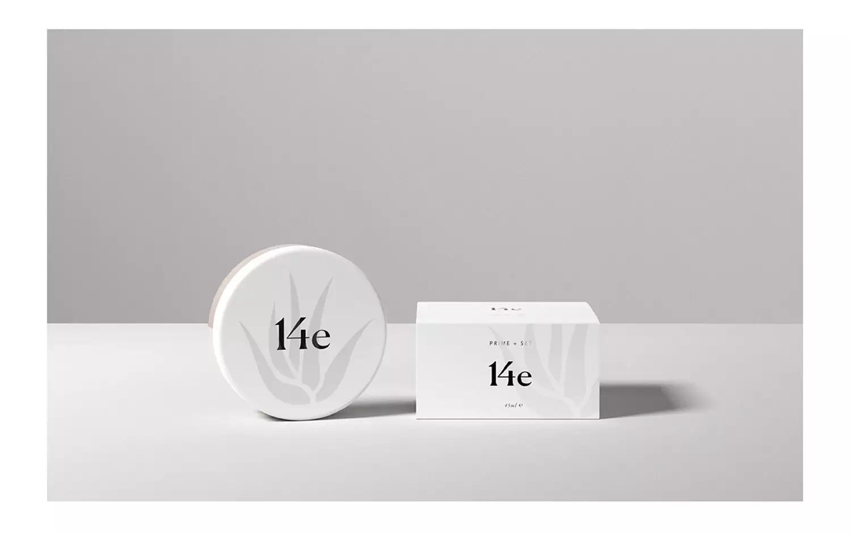 极简主义的优雅!14e化妆品包装设计