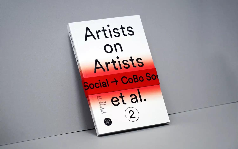 充满活力的线性渐变!Et al书籍装帧设计