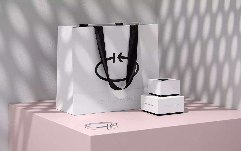 Olga Kabie珠宝品牌VI设计