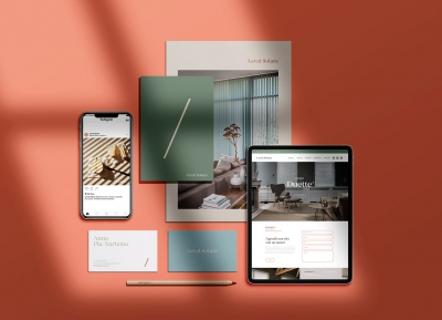 Leval Solare窗帘品牌VI设计