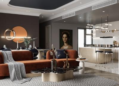 宁静的时尚生活空间! 4个优雅的现代家居w88手机官网平台首页