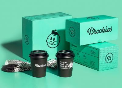 Brookies曲奇饼干包装w88手机官网平台首页