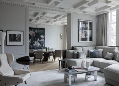 现代与传统!荷兰联排别墅Residential N°497
