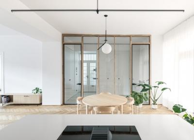 以自然为灵感!150平优雅简约的现代住宅w88手机官网平台首页