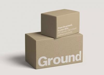Ground健康产品品牌形象w88手机官网平台首页