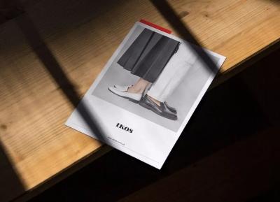 Ikos鞋业公司品牌形象w88手机官网平台首页