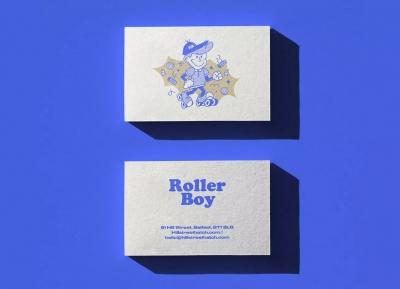 复古风格的Roller Boy餐厅品牌w88手机官网平台首页