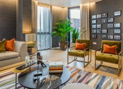 Gasholders頂層公寓設計