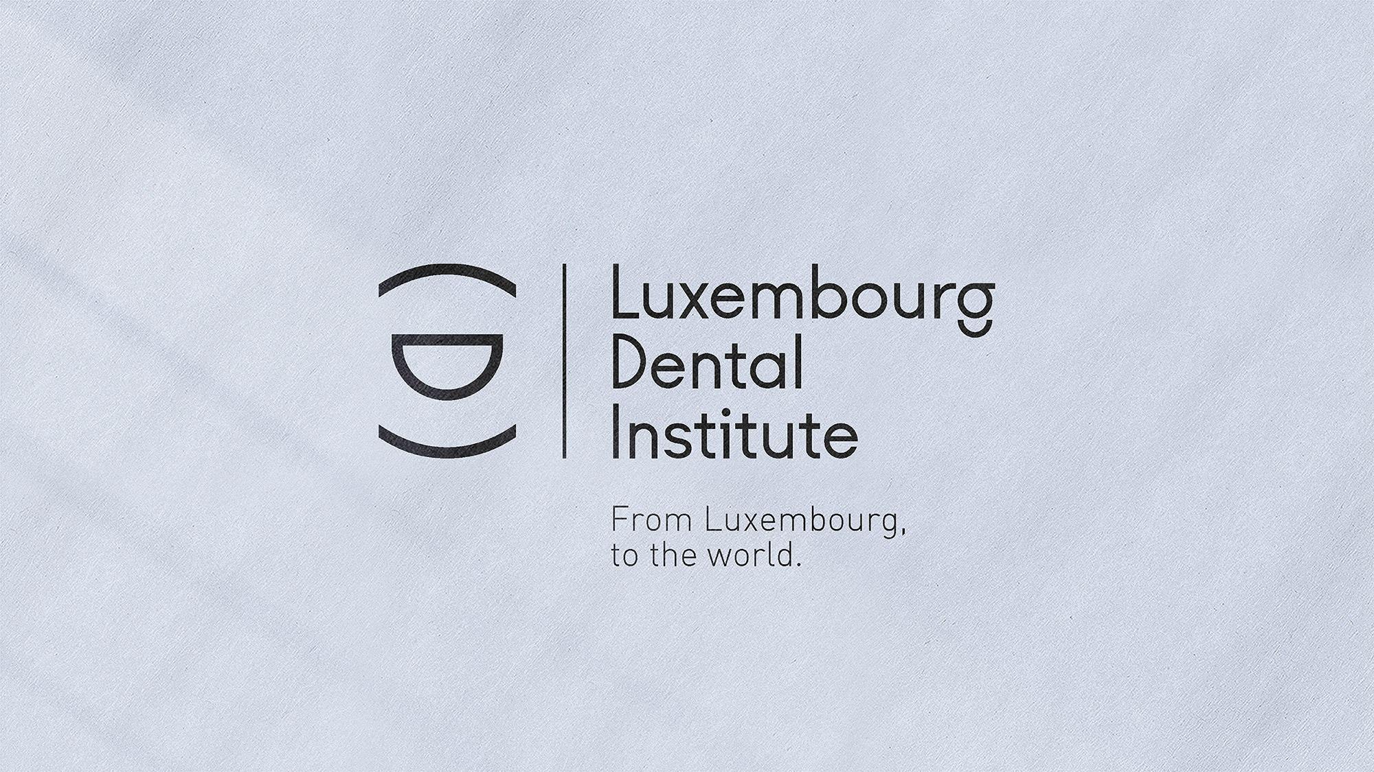 卢森堡牙科学院品牌VI设计