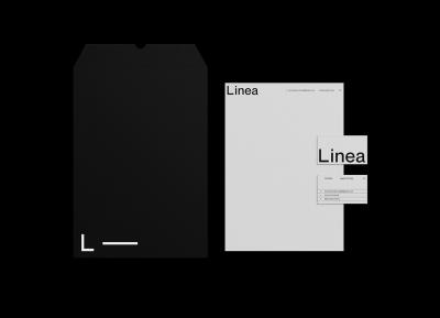 建筑工作室Linea品牌視覺設計