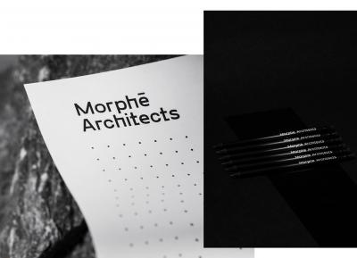 Morphe建筑事務所品牌形象設計