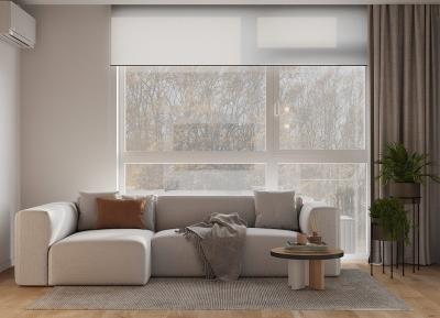 温暖的木质+淡淡的白! 3间宁静和谐的现代家居w88手机官网平台首页