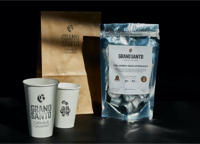 Grano Santo咖啡店品牌w88手机官网平台首页