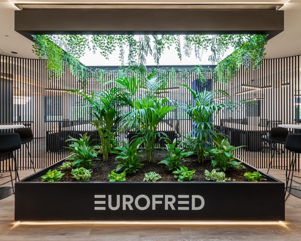 绿色生态!Eurofred集团办公室w88手机官网平台首页
