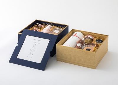 京都柏悦酒店圣诞礼盒包装w88手机官网平台首页