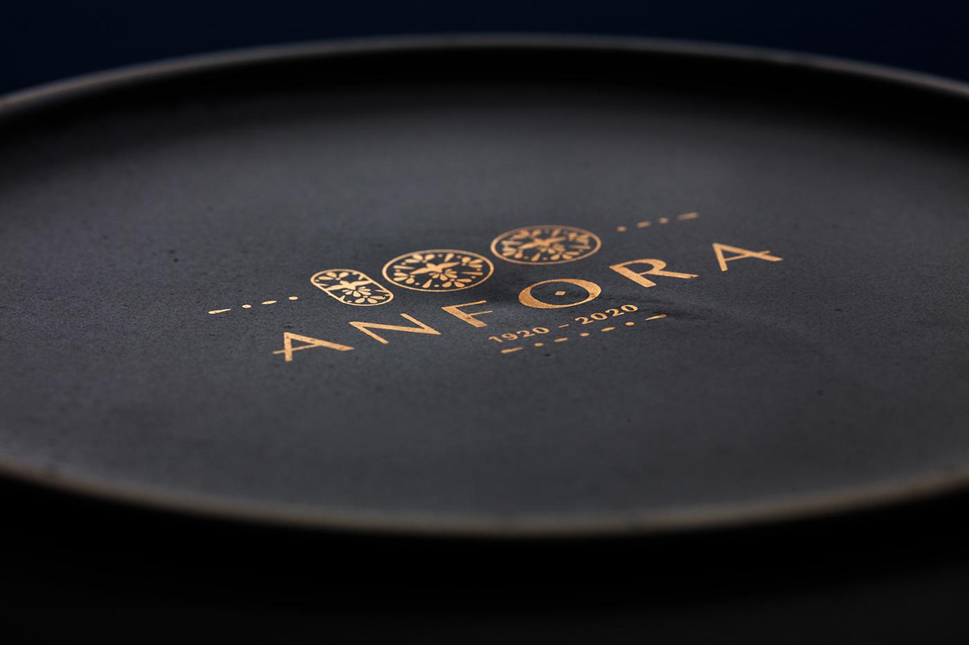 Anfora陶瓷品牌100周年视觉形象w88手机官网平台首页