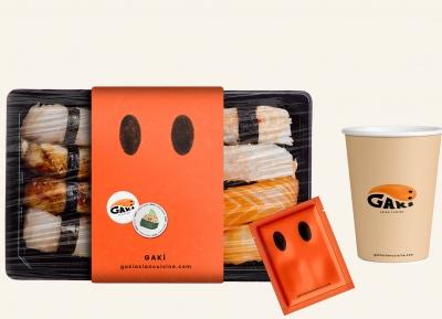Gaki日本料理品牌视觉w88手机官网平台首页