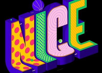 瑞典w88手机官网平台首页师Tenski的彩色字体w88手机官网平台首页探索