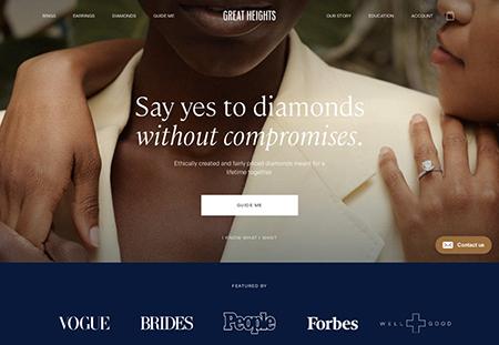 Great Heights钻石品牌网站w88手机官网平台首页