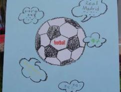 足球报贴设计欣赏(三)