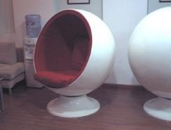精妙的椅子設計