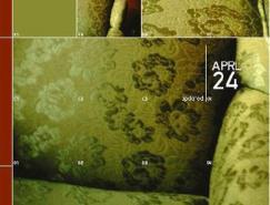 平面设计鉴赏--方格子系列设计(3)
