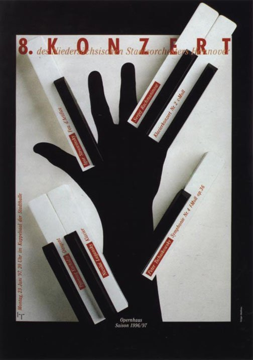 ps设计大赛海报_霍尔戈·马蒂斯的海报设计(2) - 设计之家
