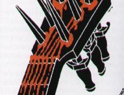 視覺的隱喻--魯芭·魯科娃的海報設計