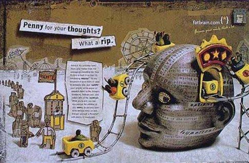国内外幽默广告创意欣赏(3)图片