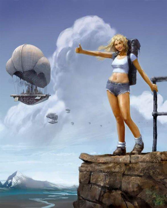 ...国外优秀CG作品欣赏(6)   插画艺术   CG视觉   设计之家 ...