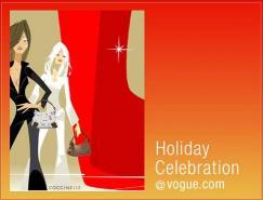 vogue.com的插画欣赏续