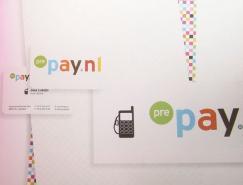 国外信纸、名片设计