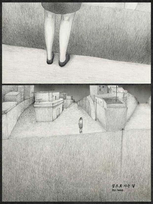铅笔手绘图欣赏(2)