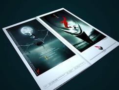 折頁畫冊設計