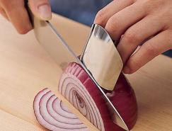 厨具创新产品---手指防切器