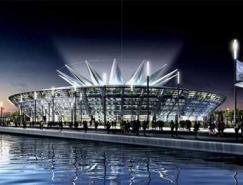 北京2008奧運場館效果圖-01