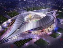 北京2008奥运场馆效果图-03