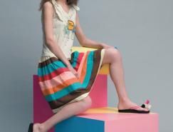 完美身段:春裝完美色彩搭配10款