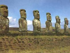 历史上�钭钣忻�的十尊雕像