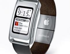 iPod的完美风暴:苹果设计师未来新品构想图