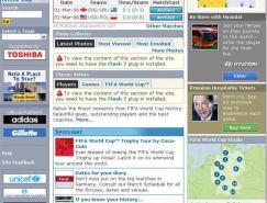 2006年德國世界杯的官方網站