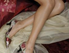 廣告攝影:美女和鞋