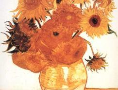 梵高:向日葵