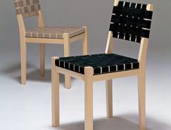 国外一组椅子设计