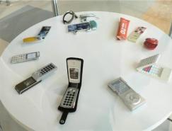 日本概念手機設計展覽新品秀