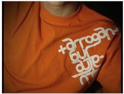 T恤的图形设计