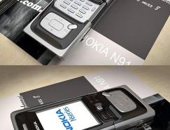 NOKIA手机渲染效果